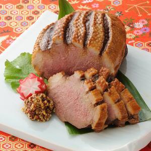 ムソー 青森産本鴨ロース煮(240g・冷凍) 11月30日までのご注文でお買い得!(セール対象外)