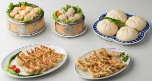 ムソー72 口福広場 飲茶パーティーセット(5品・冷凍) 11月30日までのご注文でお買い得!(セール対象…