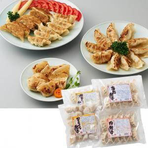 ムソー73 口福広場 餃子いろいろセット(4品・冷凍) 11月30日までのご注文でお買い得!(セール対象外)