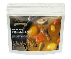 辻安全食品 植物性素材100%米粉のカレールウ