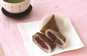 芽吹き屋 桜餅 4個(冷凍・季節限定)