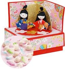 今季終売 ムソー おひなさま 幸せびな ひな祭り限定販売品