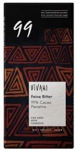 アスプルンド VIVANI オーガニックエキストラダークチョコレート 99%  (冬季限定販売品)