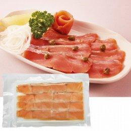 創健社  北海道産秋鮭スモークサーモンスライス (100g・冷凍)12月3日までのご注文でお買い得!(セール対象…