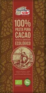 Chocolate Sole オーガニックダークチョコレートカカオ100% 11月〜4月限定品