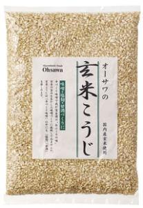 オーサワ 乾燥玄米こうじ 10月~4月数量限定販売