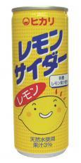 ヒカリ レモンサイダー 30本セットは10%OFF