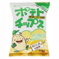 創健社 ポテトチップス うす塩
