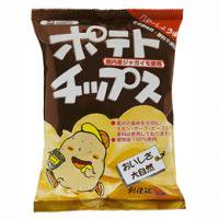 創健社 ポテトチップスバター醤油