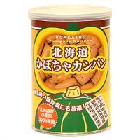 北海道製菓かぼちゃカンパン缶入