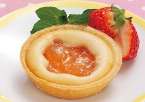 日東ベスト お米de国産りんごのタルト(冷凍)