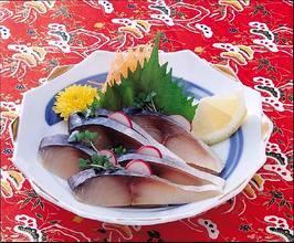 ムソー57  しめ鯖1枚(片身・冷凍) 11月30日までのご注文でお買い得!(セール対象外)