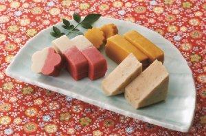 ムソー55 国産小麦使用なま麩「紅白・ごま・よもぎ」(各120g・冷蔵) 11月30日までのご注文でお買い得!(セール対象…