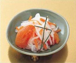 ムソー35 有機野菜使用・柿なます(180g・冷蔵) 11月30日までのご注文でお買い得!(セール対象外)
