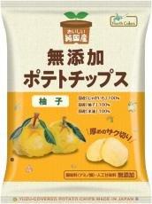 ノースカラーズ 純国産北海道ポテトチップス柚子