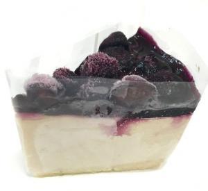 アレルギー対応ケーキ 卵・乳製品・小麦不使用 豆乳レアチーズケーキ (冷凍品・セール対象外)