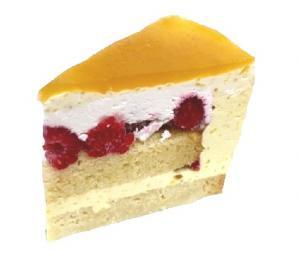アレルギー対応ケーキ 卵・乳製品・小麦不使用 マンゴーラズベリームース (冷凍品・セール対象外)