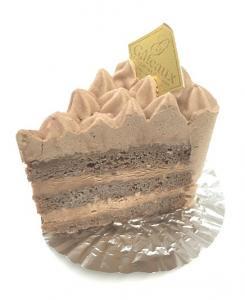 アレルギー対応ケーキ 卵・乳製品・小麦・ナッツ不使用 チョコレートケーキ (冷凍品・セール対象外)