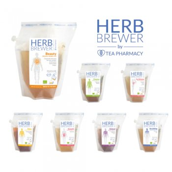 【HERB BREWER 全7種を各1袋ずつ】HERB BREWER ハーブティー