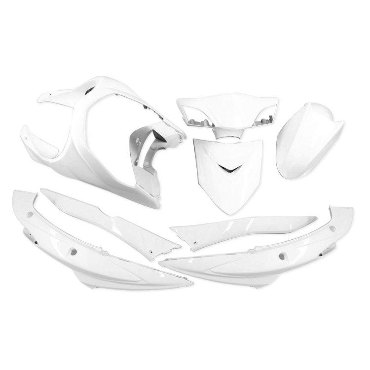 シグナスX SE44J(28S)外装カウル 白色パールホワイト ヤマハ CYGNUS