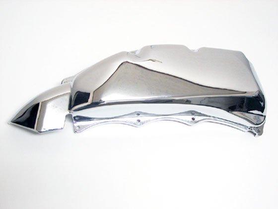 エアクリーナー カバー メッキ マジェスティ250 4D9/SG20J