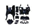 【特】ホンダ FORZA フォルツァ-S/X MF06 インナーカウル 黒色 10点セット