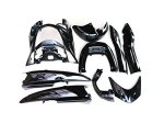【特価】マジェスティ 250 2/C SG03J スクーター 外装 カウル 黒色 ブラック 9点セット MAJESTY250