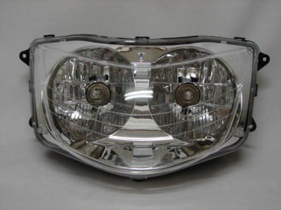 YAMAHA マジェスティ-2/C型 (SG03J) クローム メッキ ヘッドライト