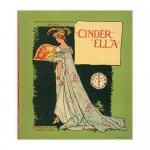 アンティーク絵本 復刻本シリーズ 2 「ウォルター・クレインのシンデレラ」