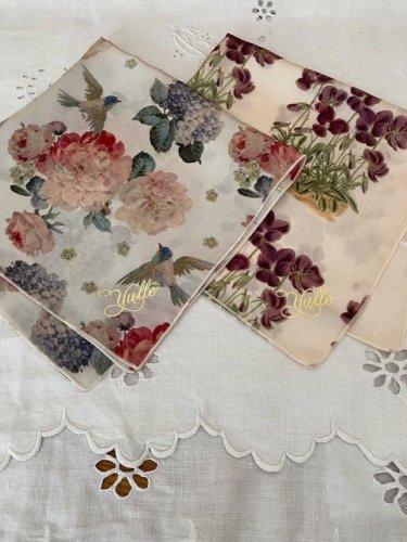 【Yulle】オリジナルプリントスカーフ