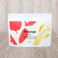 自然栽培野菜パウダー「Potarge Red ポタージェ レッド(100g)」