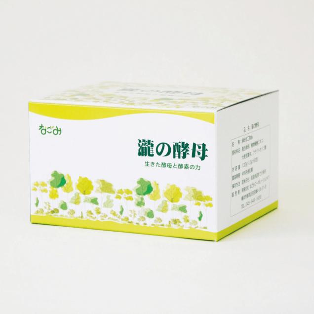 酵母・酵素補助食品「瀧の酵母」(2.2g×60包)