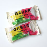 GABAR(ギャバー)FRUITS MIX 30個