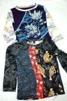 ★一点物・受注作製★和柄・Tシャツ長袖・半袖☆ベビー,キッズ,レディース,メンズ