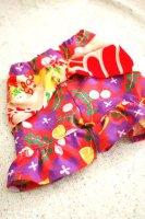 ★受注作製★和柄・後ろに大きなリボン付きパンツ☆レディースS〜5L