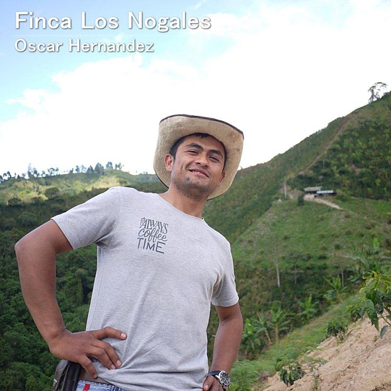 00-コロンビア ロスノガレス農園(深煎り)