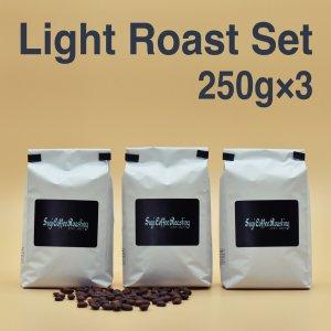 【送料無料】中煎りコーヒーセット(250g×3種類)通販限定セット!