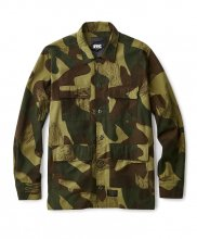 BRITISH CAMO BDU SHIRT