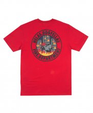 HELAS - FIRE DEPT TEE RED