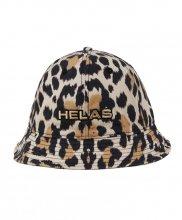 HELAS - EXOTIC BUCKET HAT LEOPARD