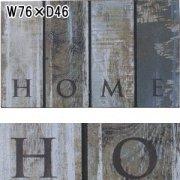 【送料無料】玄関マット ドアマット 靴拭きマット 泥除けマット/デザインC/W76 D46