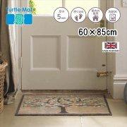 【送料無料】玄関マット ドアマット/洗える/タートルマット/オーチャード/室内外兼用マット/60×85cm/イギリス製
