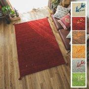【送料無料】ギャベ ラグ 絨毯/130x190cm ウール100%/手織りギャッベ/床暖/アヤカ/7色