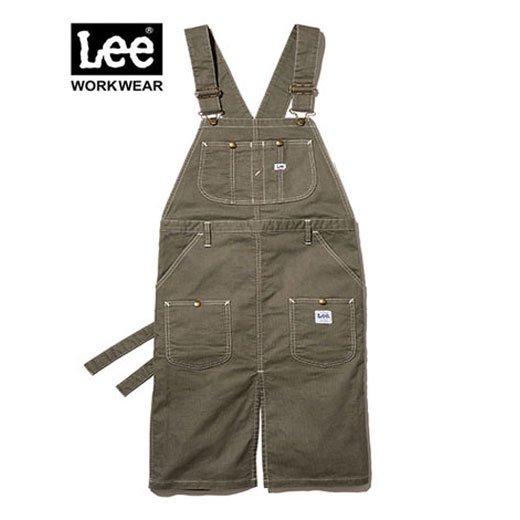 オーバーオールエプロン(Lee)    LCK79007