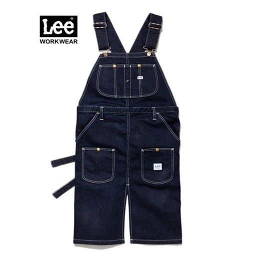 オーバーオールエプロン(Lee) LCK79001