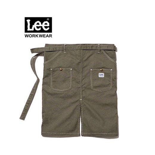ウエストエプロン(Lee) LCK79008