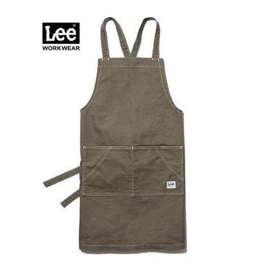 胸当てエプロン(Lee) LCK79009