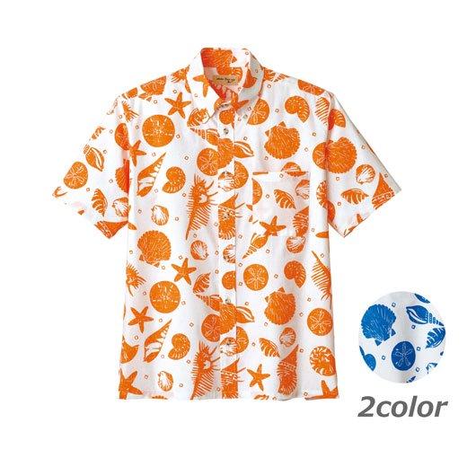 アロハシャツ(貝柄)FB4541U