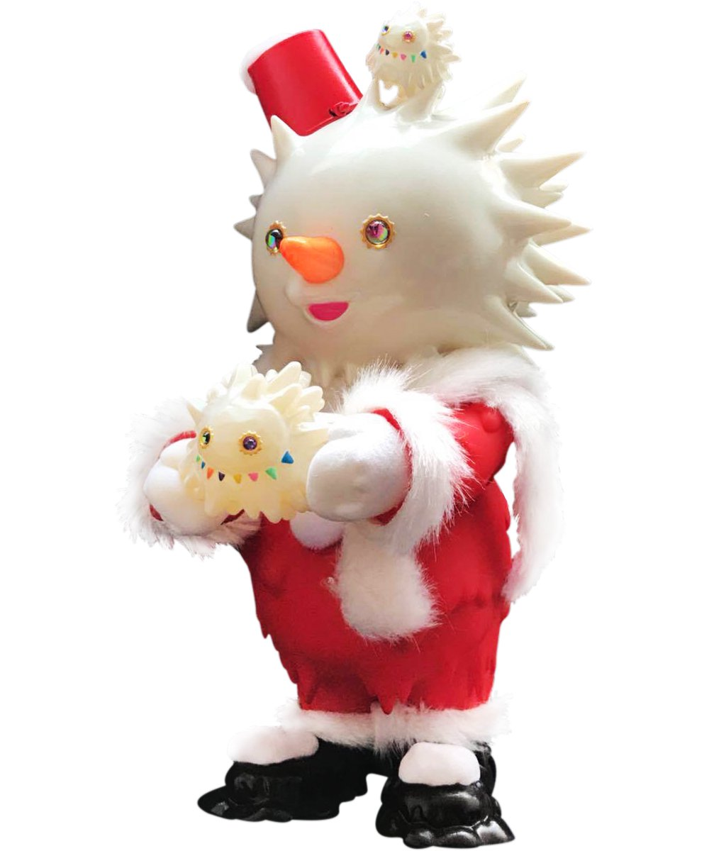 """SNOWY 4th color """"Santa Claus"""""""