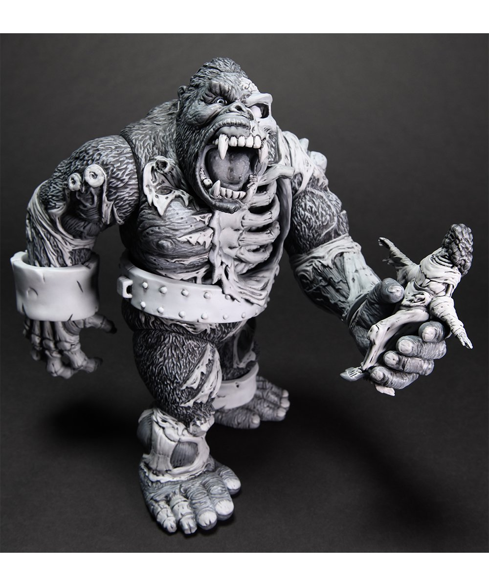 KING KORPSE(Snarling ver. with Skeleton Lady attached model)